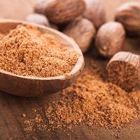 Heart note: Nutmeg