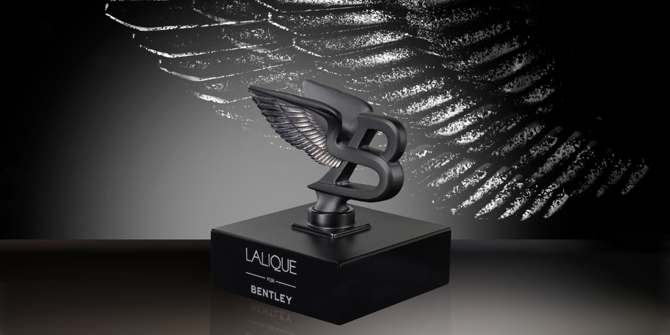 Bentley Fragrances | Black Crystal Edition