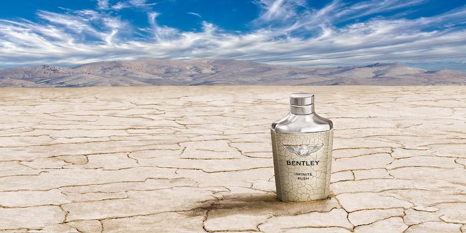 Bentley Fragrances | Bentley Infinite Rush