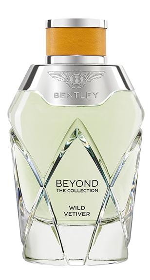 Bentley Beyond - The Collection Wild Vetiver | Eau de Parfum | 100ml