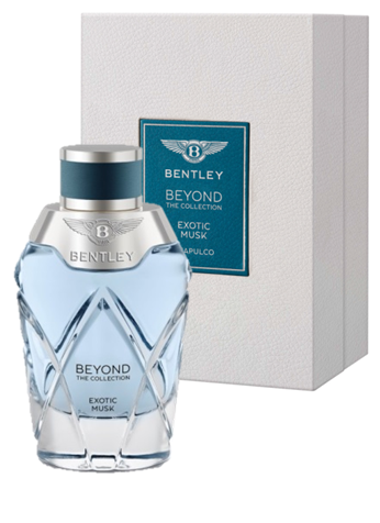 Beyond – The Collection Exotic Musk | Bentley Fragrances